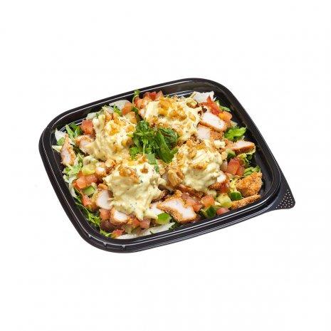 Kip-Rucola Salade
