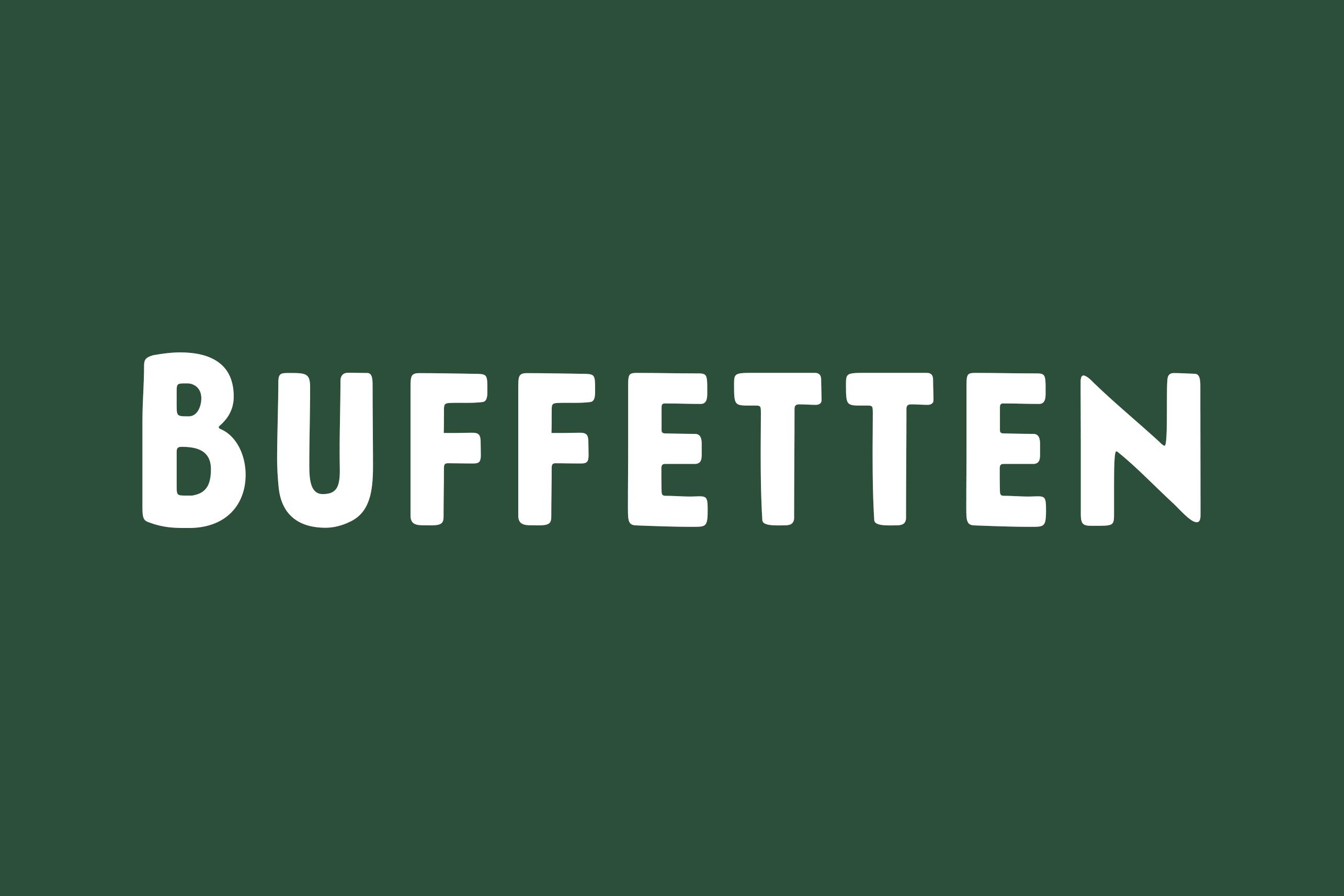 Buffetten